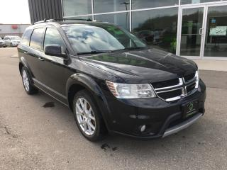 Used 2013 Dodge Journey SXT/Heated Seats Sunroof for sale in Ingersoll, ON