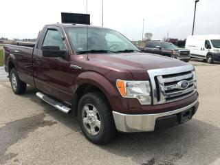 Used 2010 Ford F-150 XLT, Regular Cab, Satelite Radio for sale in Ingersoll, ON