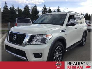 Used 2018 Nissan Armada for sale in Beauport, QC