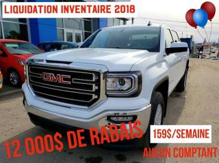 Used 2018 GMC Sierra 1500 for sale in Mont-Laurier, QC