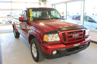 Used 2010 Ford Ranger SPORT 2RM AIR CLIMATISÉ for sale in Lévis, QC