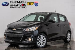 Used 2018 Chevrolet Spark LT MAGS+BLUETOOTH+CA for sale in Boisbriand, QC