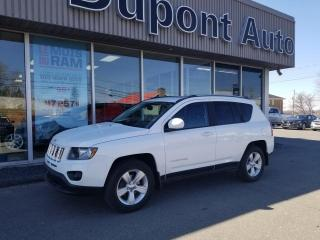 Used 2014 Jeep Compass 4 RM, 4 portes, North for sale in Alma, QC