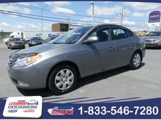 Used 2010 Hyundai Elantra GL SIEGES CHAUFFANTS for sale in St-Georges, QC