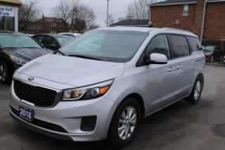 Used 2018 Kia Sedona LX 8 Passengers for sale in Brampton, ON
