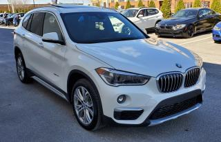 Used 2018 BMW X1 Xdrive28i New Body for sale in Dorval, QC