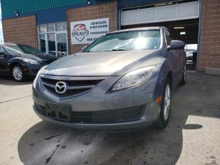 Used 2009 Mazda MAZDA6 for sale in St-Eustache, QC
