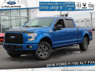 Used 2016 Ford F-150 Xlt Fx4 4x4 Camera for sale in Victoriaville, QC