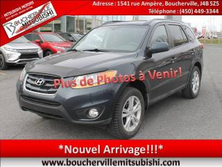 Used 2010 Hyundai Santa Fe Gl 3.5 T.ouvrant for sale in Boucherville, QC