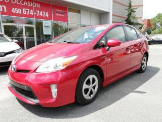 Used 2012 Toyota Prius ** CUIR CAMÉRA DE RECUL ** for sale in Longueuil, QC