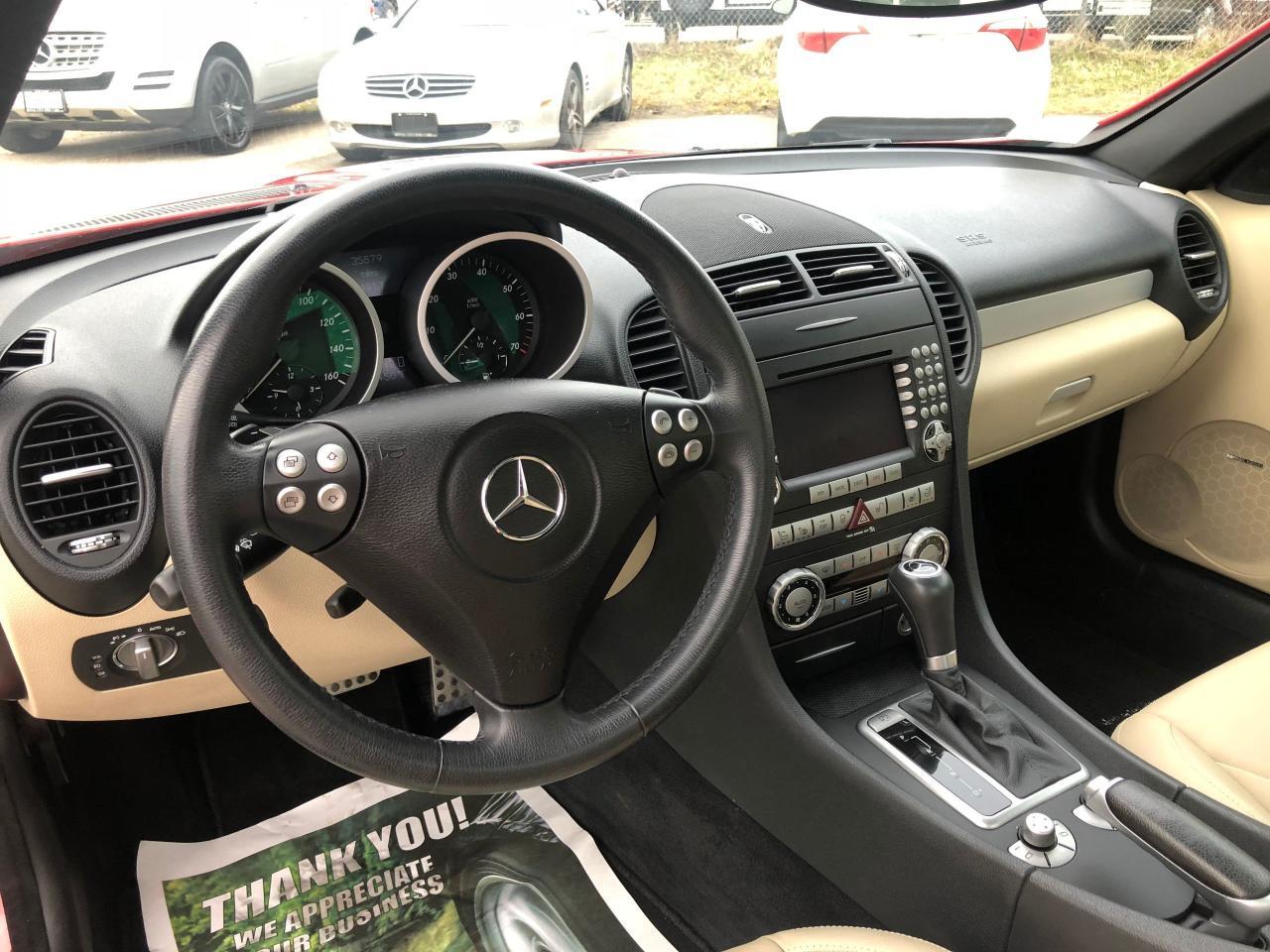 2007 Mercedes-Benz SLK