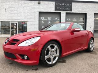 Used 2007 Mercedes-Benz SLK 350 Amg Sport Package Premium III Package for sale in Guelph, ON