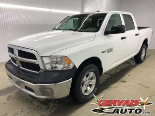 Used 2017 RAM 1500 SXT 4x4 V8 HEMI Crew Cab MAGS PNEUS NEUFS for sale in Shawinigan, QC