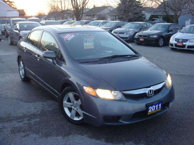 2011 Honda Civic EX Loaded with Sunroof