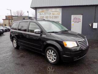 Used 2008 Chrysler Town & Country ***CUIR,TOIT,DIVERTISSEMENT DVD*** for sale in Longueuil, QC