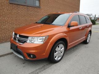 Used 2011 Dodge Journey R/T, AWD, 7 Passengers, Leather, Roof for sale in Oakville, ON