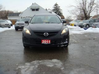 Used 2011 Mazda MAZDA6 GS Sunroof/Leather for sale in Ajax, ON