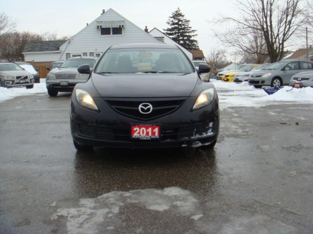 2011 Mazda MAZDA6 GS Sunroof/Leather