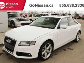 Used 2012 Audi A4 PREMPLS for sale in Edmonton, AB