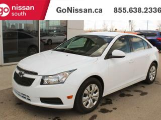 Used 2013 Chevrolet Cruze 1LT TURBO WITH POWER WINDOWS LOCKS AND BACK -UP CAMERA!!! for sale in Edmonton, AB