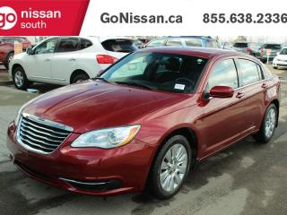 Used 2014 Chrysler 200 LX TRIM WITH ALLOY RIMS GREAT FIRST CAR !!! for sale in Edmonton, AB