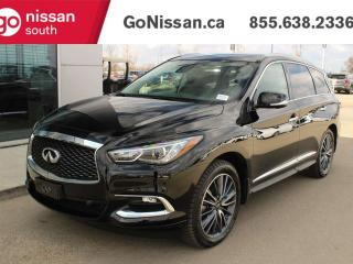Used 2017 Infiniti QX60 RARE S PACKAGE WITH TECH PACKAGE AND DRIVERS ASSIST !!! for sale in Edmonton, AB