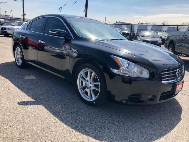 2011 Nissan Maxima SV, Accident Free, One Owner, Warranty, Certified