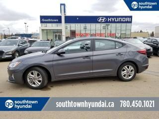 Used 2019 Hyundai Elantra PREF//BLINDSPOT MONITOR/LANE DEPARTURE KEEP ASSIST for sale in Edmonton, AB