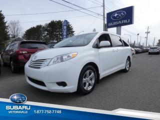 Used 2017 Toyota Sienna 5DR LE 8-PASS FWD for sale in Victoriaville, QC