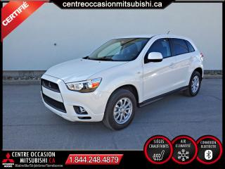 Used 2012 Mitsubishi RVR SE   BALANCE DE GARANTIE 10 ANS 160 000K for sale in Blainville, QC