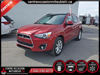 Used 2014 Mitsubishi RVR GT TOIT-PANO + KEY LESS + 18 PO + HID for sale in Blainville, QC