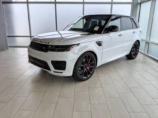 New 2019 Land Rover Range Rover Sport HST for sale in Edmonton, AB
