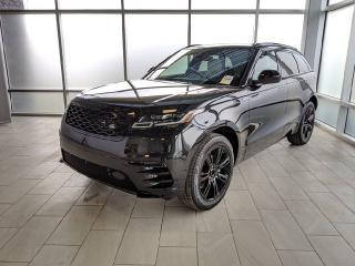 New 2019 Land Rover RANGE ROVER VELAR R-Dynamic SE for sale in Edmonton, AB