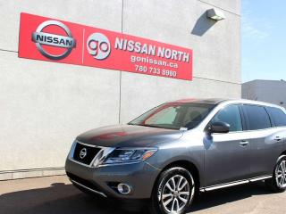 Used 2016 Nissan Pathfinder S for sale in Edmonton, AB