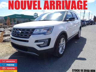 Used 2016 Ford Explorer Xlt +toit for sale in Drummondville, QC