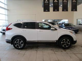 Used 2019 Honda CR-V Touring Navigation Heated Seats Sunroof for sale in Red Deer, AB