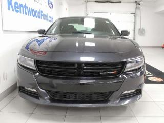 Used 2017 Dodge Charger SXT RWD Rallye with NAV, sunroof, heated power seats, back up cam for sale in Edmonton, AB