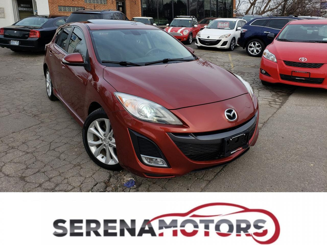 Used 2010 Mazda Mazda3 Gt Manual Fully Loaded No