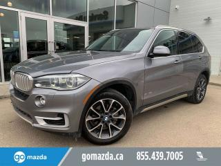 Used 2014 BMW X5 xDrive35i LEATHER PANO ROOF NAV BACKUP CAM for sale in Edmonton, AB
