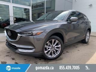 New 2019 Mazda CX-5 GT for sale in Edmonton, AB