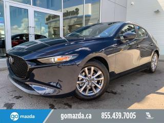 New 2019 Mazda MAZDA3 Sport GS AWD W/ I-ACTIV SENSE PKG for sale in Edmonton, AB