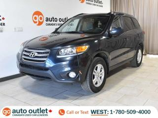 Used 2012 Hyundai Santa Fe One Owner! GL AWD, Auto, Heated Seats for sale in Edmonton, AB