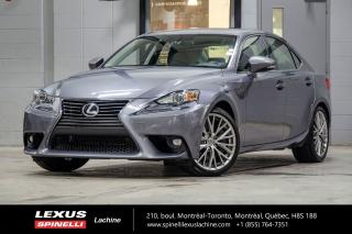 Used 2016 Lexus IS 300 Premium Awd; Cuir for sale in Lachine, QC