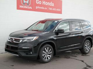New 2019 Honda Pilot EX-L NAVI for sale in Edmonton, AB