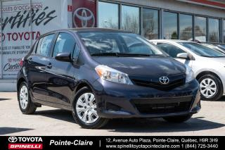 Used 2014 Toyota Yaris LE for sale in Pointe-Claire, QC