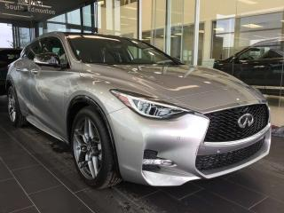 Used 2018 Infiniti QX30 SPORT PACKAGE for sale in Edmonton, AB