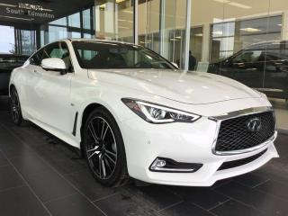 Used 2018 Infiniti Q60 3.0t SPORT W/ PRO-ACTIVE PACKAGE for sale in Edmonton, AB