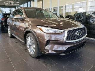 New 2019 Infiniti QX50 LUXE for sale in Edmonton, AB