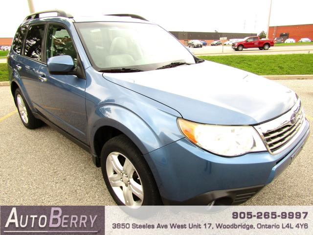 2009 Subaru Forester 2.5X - Limited - AWD