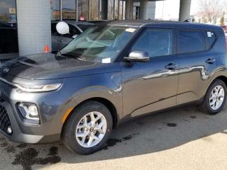 Used 2020 Kia Soul EX; ADVANCED SAFTEY, BLUETOOTH, BACKUP CAM AND MORE for sale in Edmonton, AB